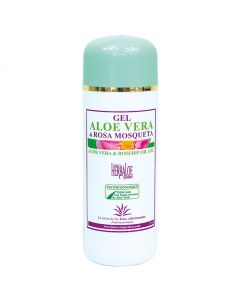 Pure Aloe Vera And Rosehip Body Gel