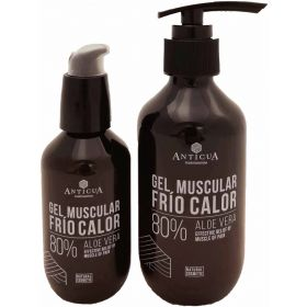Gel Relax Frío-Calor Aloe Vera 100ml