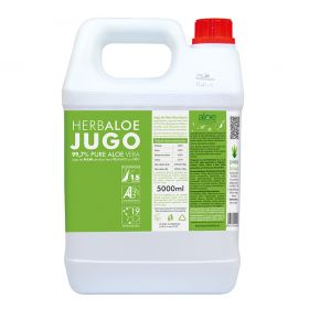 Eco Cultivated Aloe Vera Juice 5000 Ml