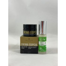Pack de serum y crema egipcia 50ml