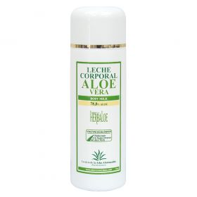 Hydrating Natural Aloe Vera Body Lotion 250ml