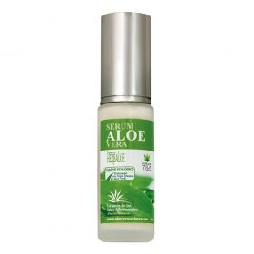 Sérum Naturel Anti-Rides Au Concentré D'Aloe Vera 100% Biologique de 30ml